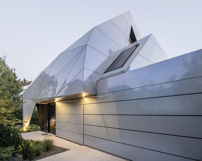 Ad2 Architekten, Einfamilienhaus, Wohnhaus, Moderne Architektur,  Burgenland, Austria, Wien,