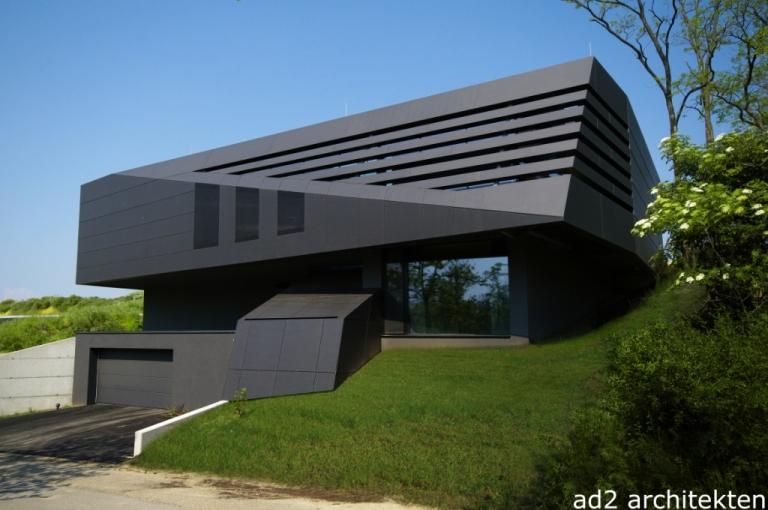 Ad2 architekten zt for Moderne architektur wohnhaus